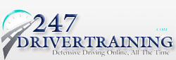 Defensive Driving, Traffic School Courses Online From 247-DriverTraining.com